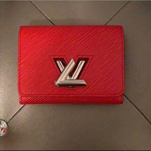 Louis Vuitton Twist Compact Wallet